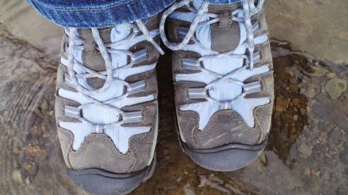 Getting my feet wet!